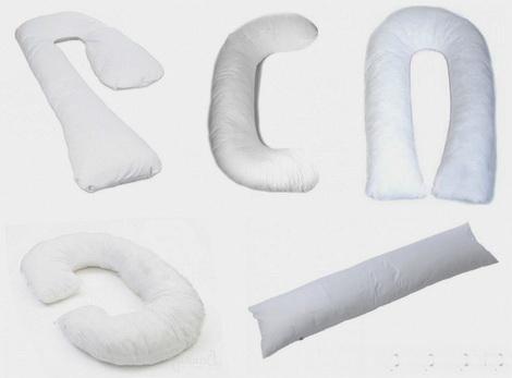 Подушка для беременных: как выбрать