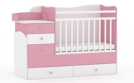 детские кроватки какую выбрать