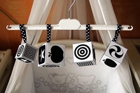 картинки для новорожденных черно-белые скачать