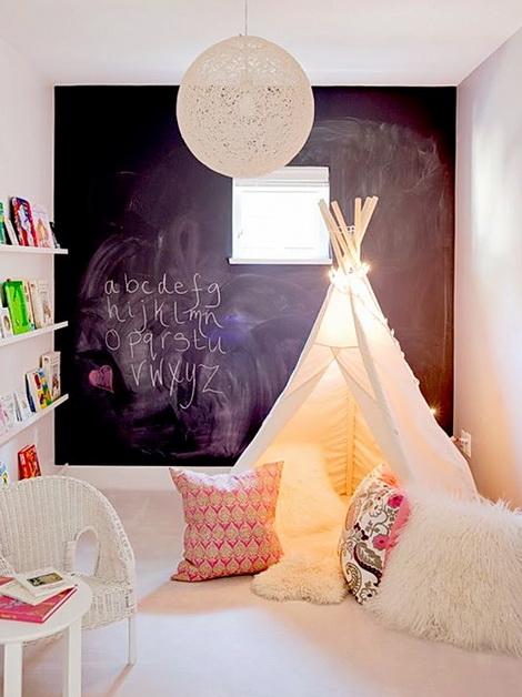 Как сделать в комнате уютный уголок