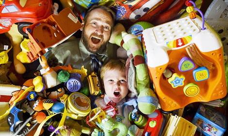 обязательные игрушки для малыша