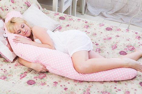 Подушка для беременных: как пользоваться