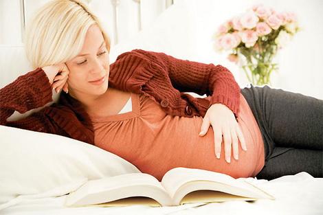 книга для беременных мам