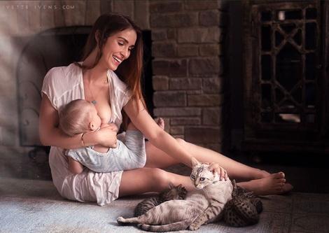 кормить ли ребенка грудью