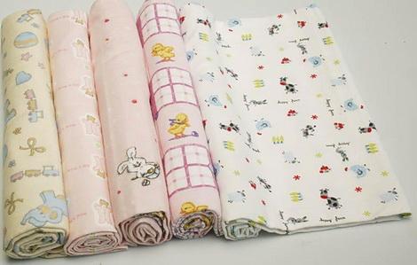 пеленки для новорожденного своими руками