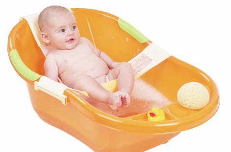 что нужно для купания новорожденного ребенка список