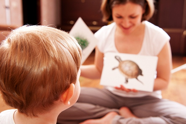 карточки Домана как развивать ребенка