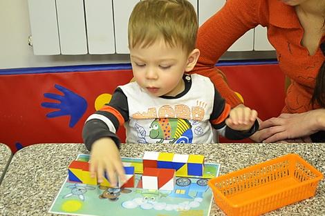 направления раннего развития кубики никитина