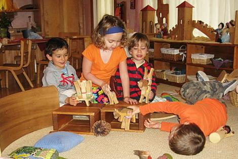 Направления раннего развития детей вальдорф