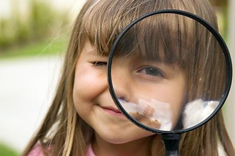 развитие зрения у детей