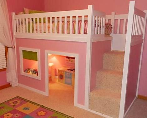 детский домик фото и идеи