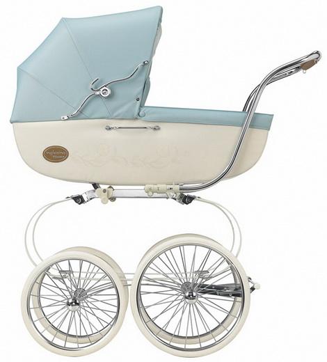 самая лучшая коляска для новорожденного