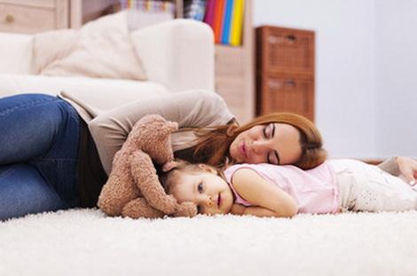что делать чтобы ребенок засыпал быстрее