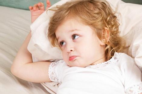Почему ребенок долго не может уснуть