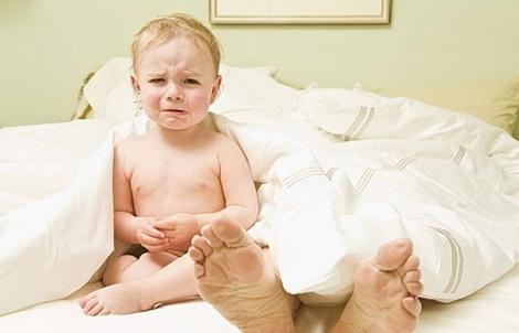крепкий сон ребенку
