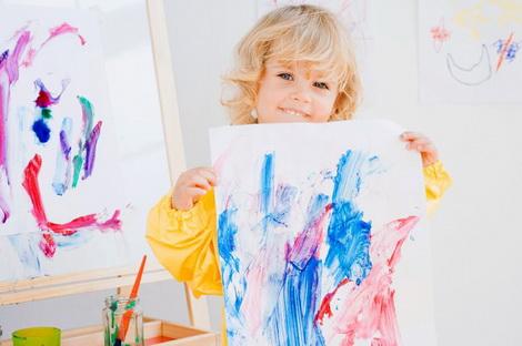 развитие ребенка рисование