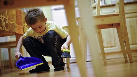 семейные обязанности ребенка