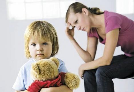 ребенок вызывает раздражение