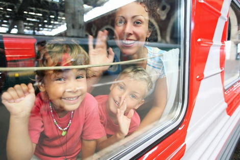 в поездку с маленьким ребенком на машине